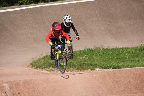 26 aout 2017 entrainement BMX Mandeure