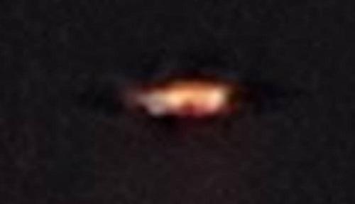 24 Avril 2016 - Phénomène lumineux dans le Lot