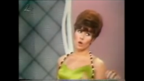 Michele Lee dans le Jerry Lewis Show