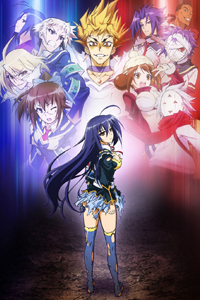 Medaka Box Abnormal 01 vostfr