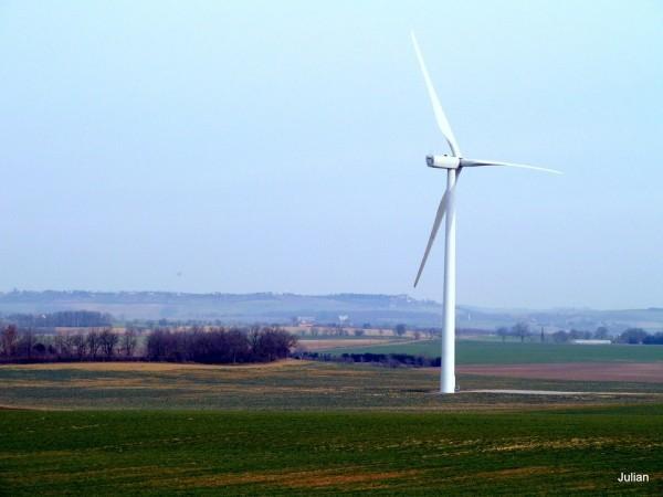 X03 - L'éolienne