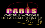 CHAMPIONNAT MONDIAL DE DOUBLE DUTCH PARIS 2015