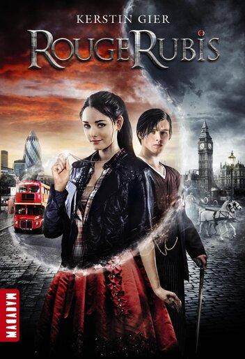 La trilogie des Gemmes : Rouge Rubis de Kerstin Gier