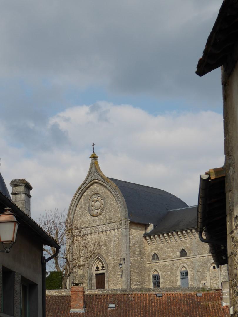 balade dans Verteuil,Charente,