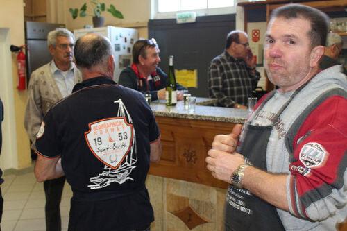 Photos du repas Morue  10 Mars 2016 José - Domingos