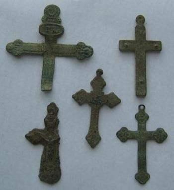 Sortie détection des 09 et 11 09 2015   cinq croix