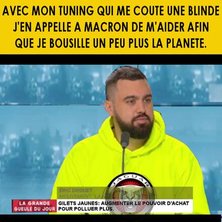 Eric Drouet