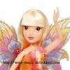 poupée Stella Mythix tête