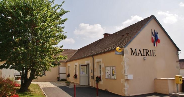 La Mairie - Jussy-le-Chaudrier