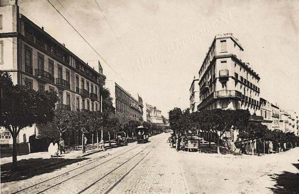 La rue Michelet