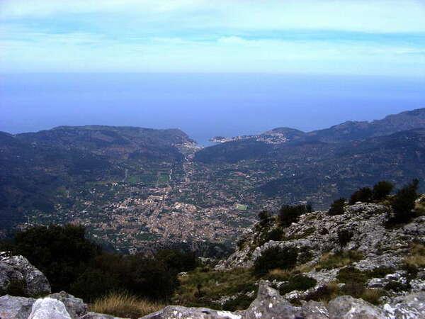 Majorque - au sud - les salines et la plage d'Es trenc
