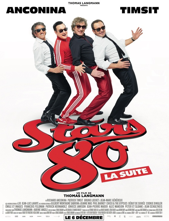 STARS 80 LA SUITE