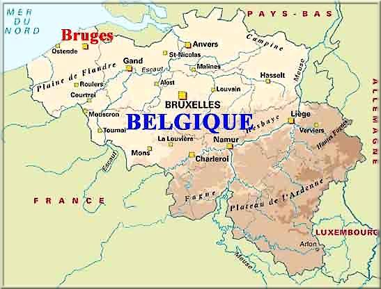 Bruges - Informations générales -