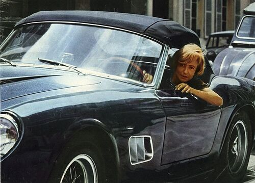 L'automobile et Françoise Sagan, suite
