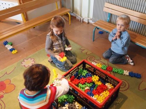 Les activités des petits-moyens