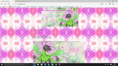 Thème 3: Trioxhydre plante/dragon