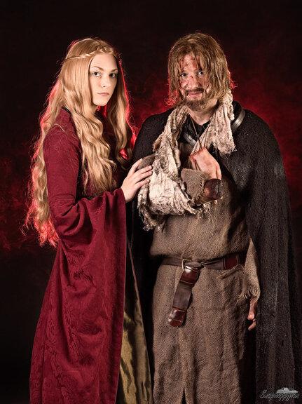 Cersei et Jaime