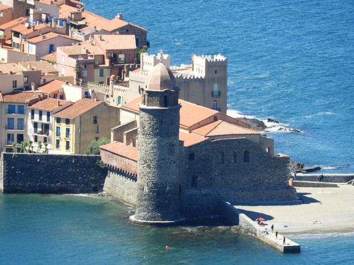 Le fort St Elme
