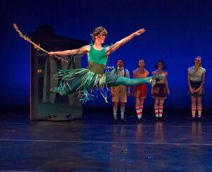 dance ballet austin hansel ad gretel