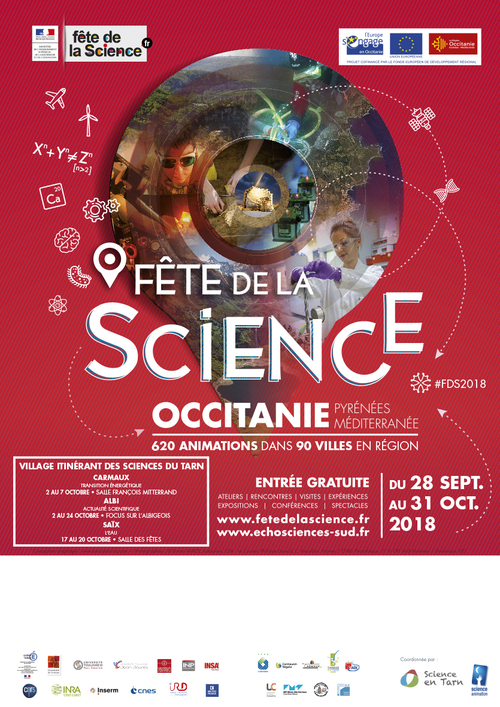 Fête de la Science dans le Tarn