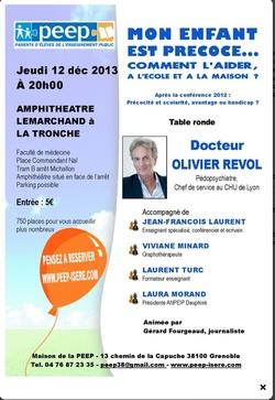 Conférence Olivier Revol