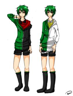 Genshine Kyuu & Roku