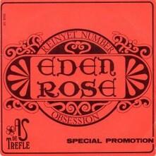 EDEN ROSE 45T 1969