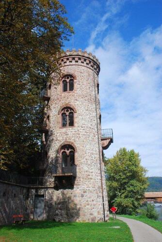 La tour des voleurs