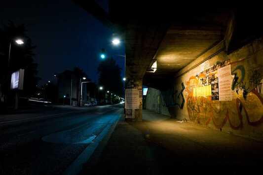 Night de Lotfi Dakhli