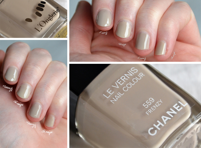 Dupe Chanel et french bicolore