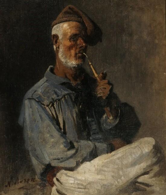 nikiforos--lytras-Marin-qui-fume--1894-1895.jpg