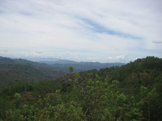 Le parc national de Cusuco dans le Honduras