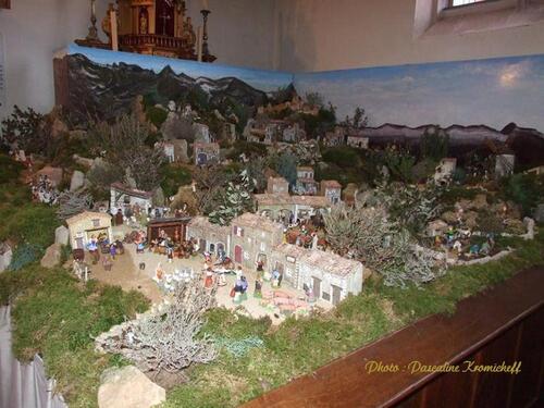 Crèche Provençale