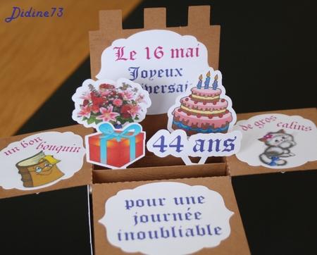 Cadeaux d'anniversaire - carte-4