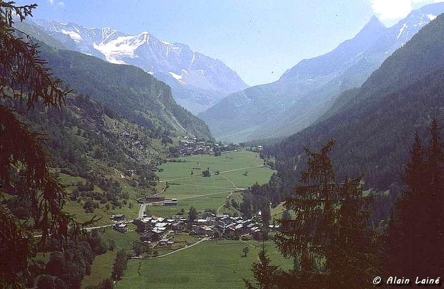 Découverte de Montchavin -Les Coches- Haute Tarentaise