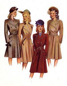 mode 1940 | Médias - Qwant