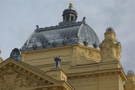 ZAGREB - PAVILLON DES ARTS