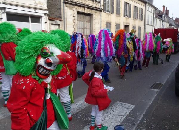 Le Tape Chaudron 2015 à Châtillon sur Seine...