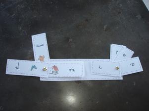 Atelier lecture de syllabes - CP