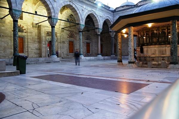 La mosquée Beyazit