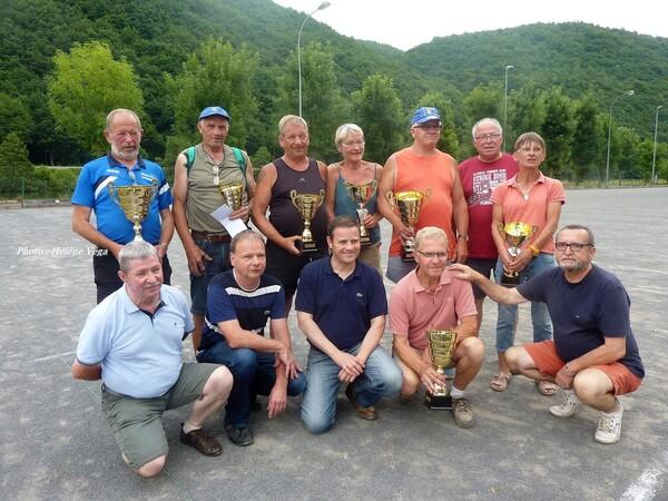 Boule Ouvrière - Championnat vétérans 2017