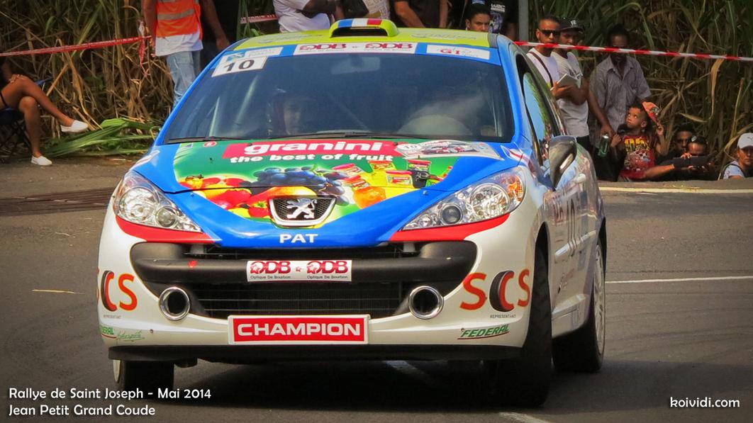 Rallye la Réunion