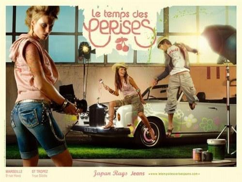LE TEMPS DE CERISES - JAPAN RAGS