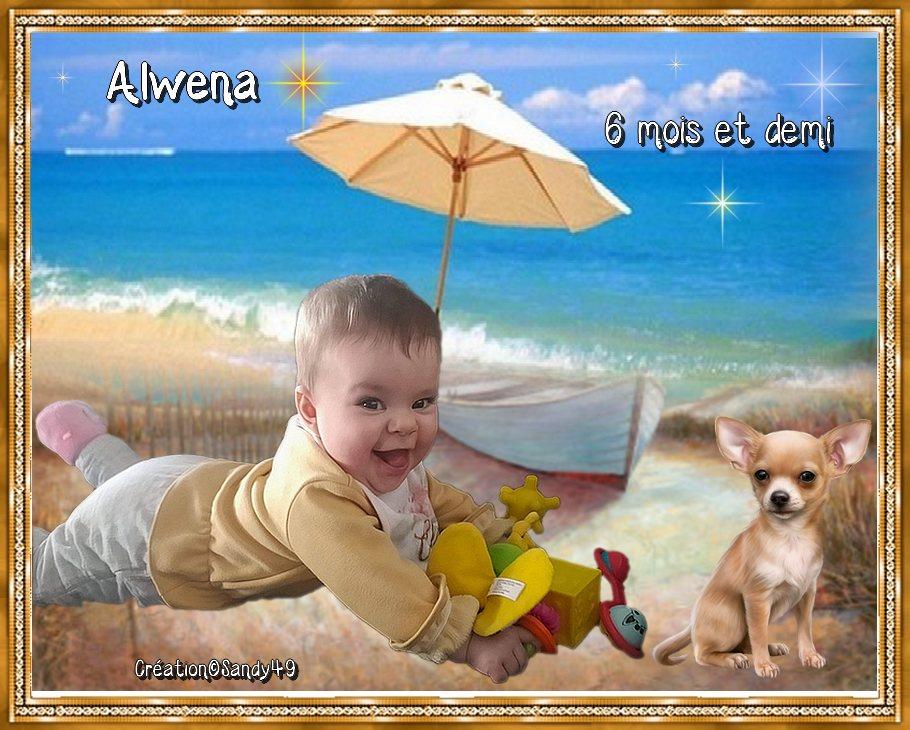 Jolie Alwena
