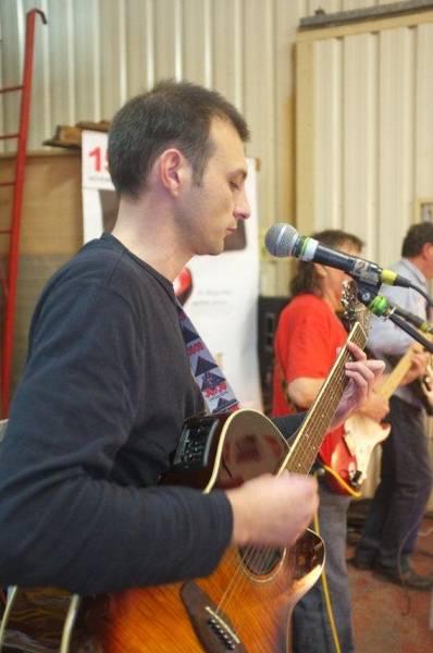 soirée au Bouscaillous nov 2012