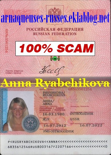 RUSSIAN SCAMMER-84