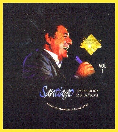 Orquesta Santiago - Mix cumbias