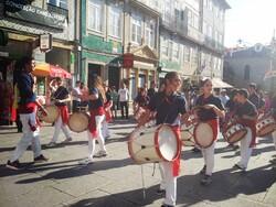 défilé et procession à Braga