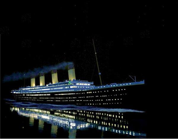 Embarquez dans un sous-marin pour visiter le Titanic