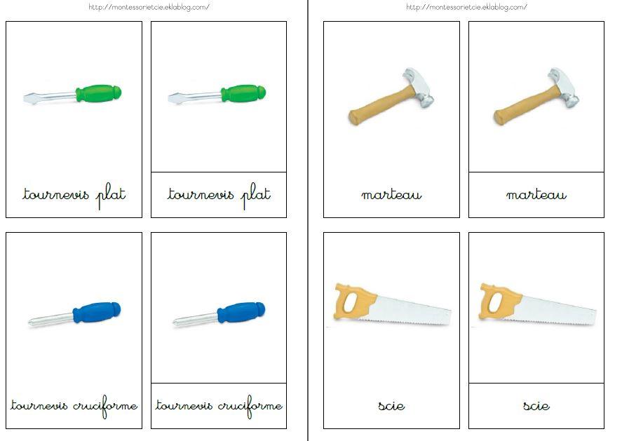 Les outils safari ltd nomenclatures simples images for Outils de jardinage en p